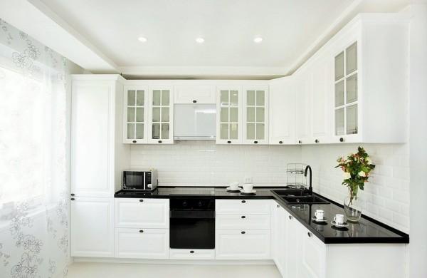 кухня городская классика фото