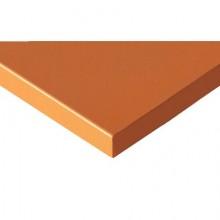 Оранжевый, кромка ABS