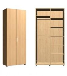 Шкаф комбинированный<br>2 двери<br>ШхВхГ<br>1120х2040х560мм<br>1120х2240х560мм