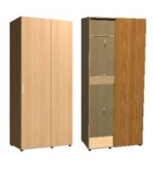 Шкаф угловой прямой<br>для стыковки шкафов гл. 560 и 420мм<br>ШхВхГ<br>1000х2040х560мм<br>1000х2240х560мм